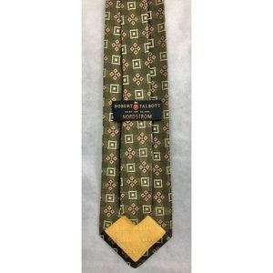 ROBERT TALBOTT Best of Class 100% Silk Necktie